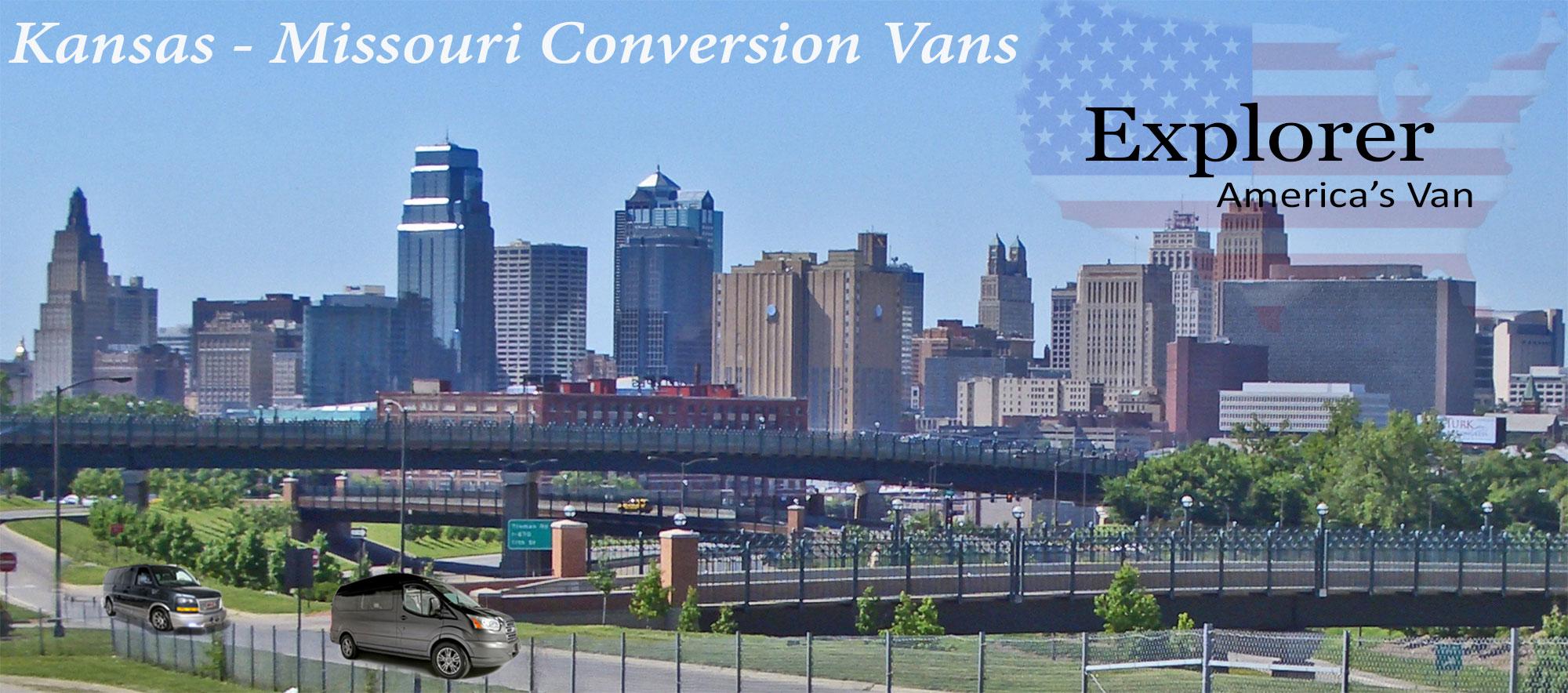 Discount Luxury Conversion Vans Explorer Van Conversions